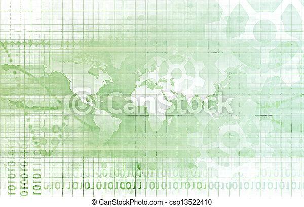 世界的である, 協力 - csp13522410