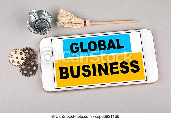 世界的である, 概念, ビジネス - csp66931168