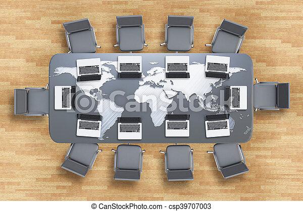 世界的である, 概念, ビジネス - csp39707003