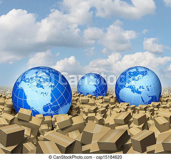 世界的である, 貨物 - csp15184620