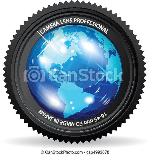 世界, カメラ - csp4993878
