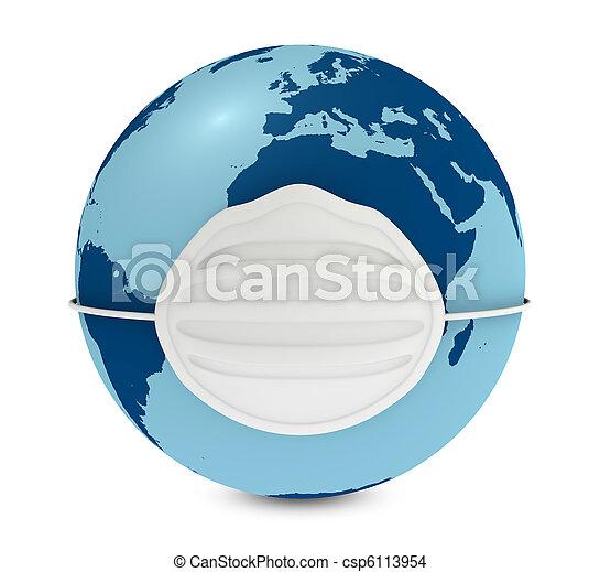 世界, 污染 - csp6113954