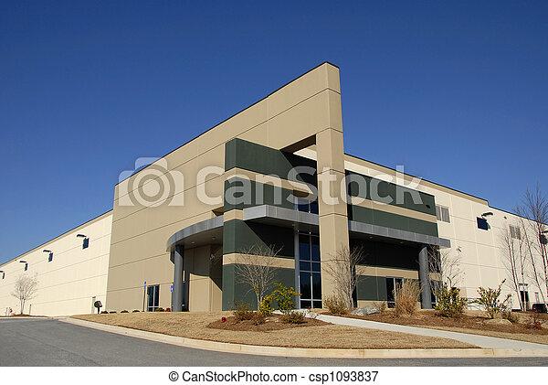中心, 現代, 分配 - csp1093837