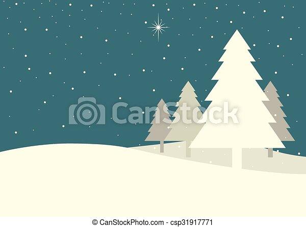 主題, 聖誕節 - csp31917771