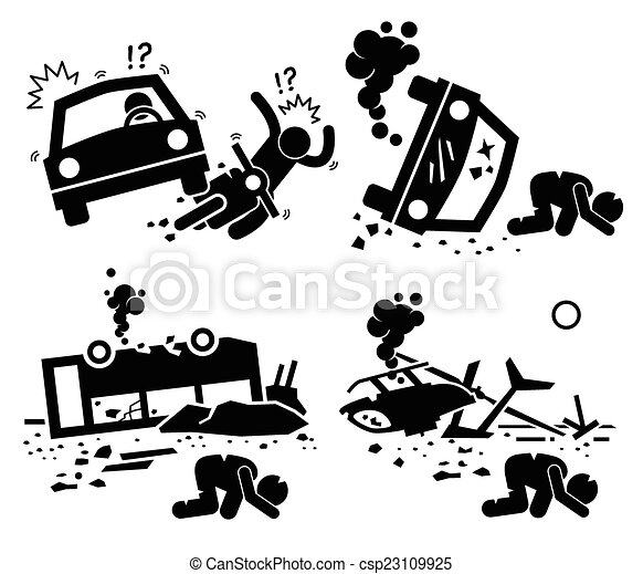 事故, 災害, 悲劇 - csp23109925
