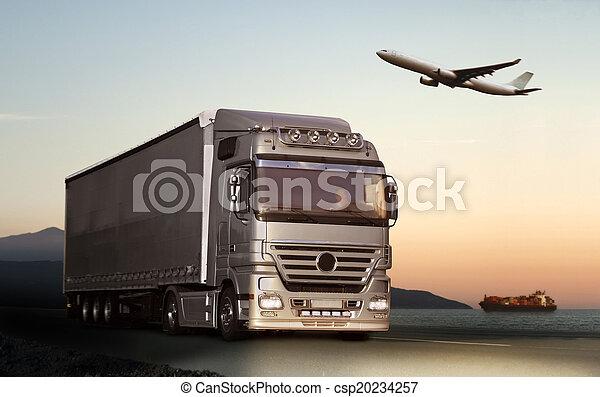 交通機関 - csp20234257