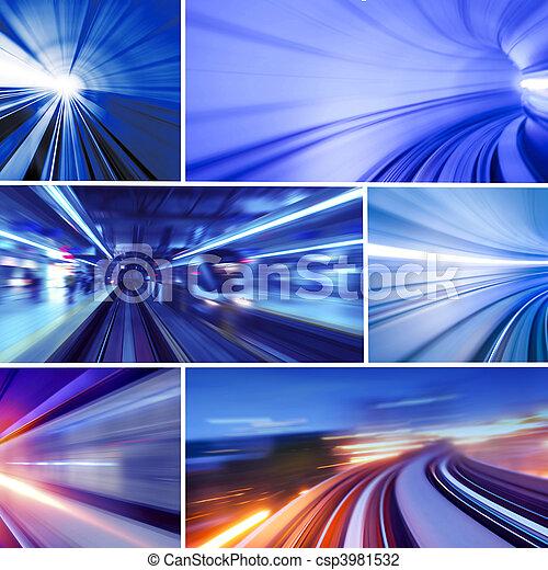 交通機関 - csp3981532