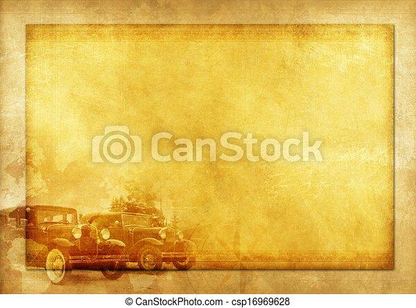 交通機関, 歴史 - csp16969628