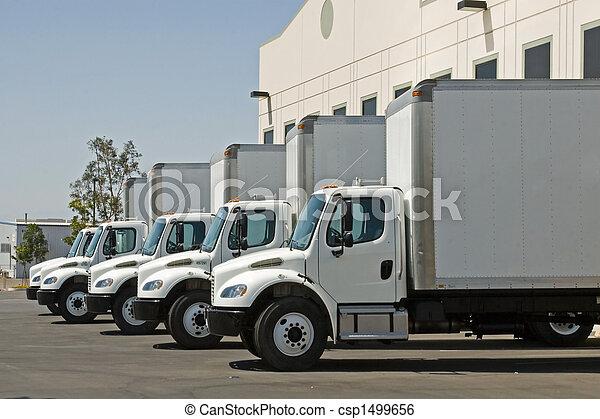 交通機関, 貨物 - csp1499656
