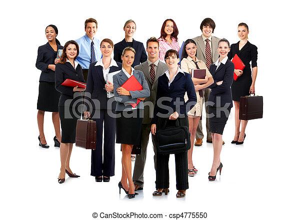 人々ビジネス - csp4775550