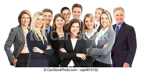 人々ビジネス - csp4815152