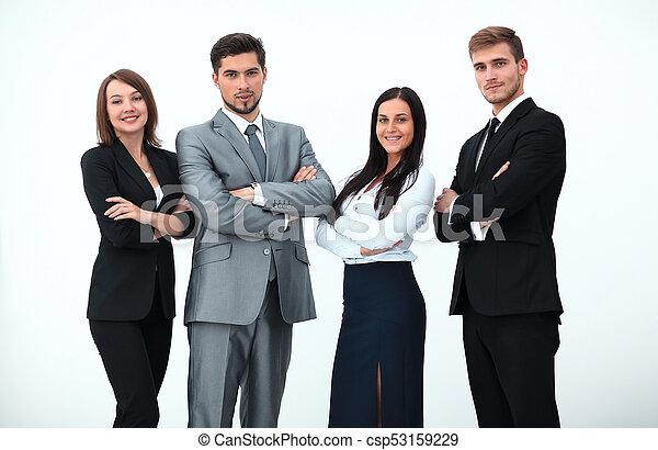 人々。, グループ, ビジネス - csp53159229