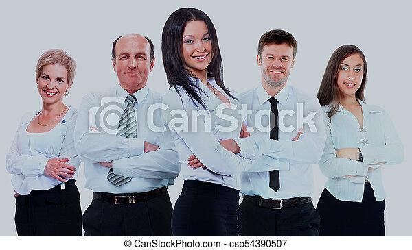 人々。, グループ, ビジネス - csp54390507