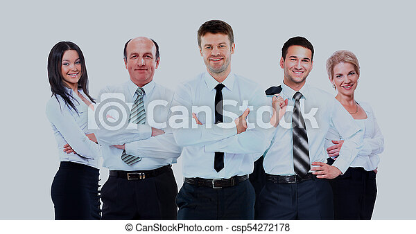 人々。, グループ, ビジネス - csp54272178
