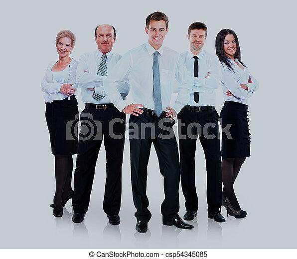 人々。, グループ, ビジネス - csp54345085