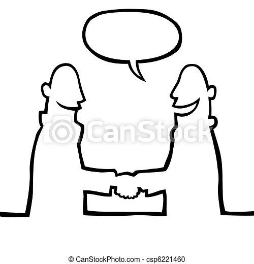 人々, 動揺, 2つの手 - csp6221460