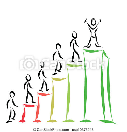 人々, 成功 - csp10375243