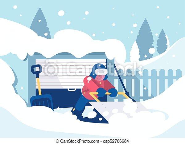 人 後で きれいになる 雪 積雪量 Garage 後で きれいになる 雪