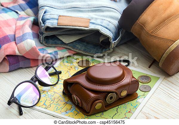 什麼, 拿, 旅行 - csp45156475