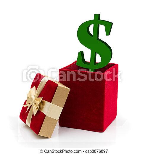 什麼, 花費, 禮物 - csp8876897