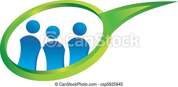 仕事のチーム - csp5625945