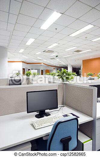 仕事場, オフィス - csp12582665