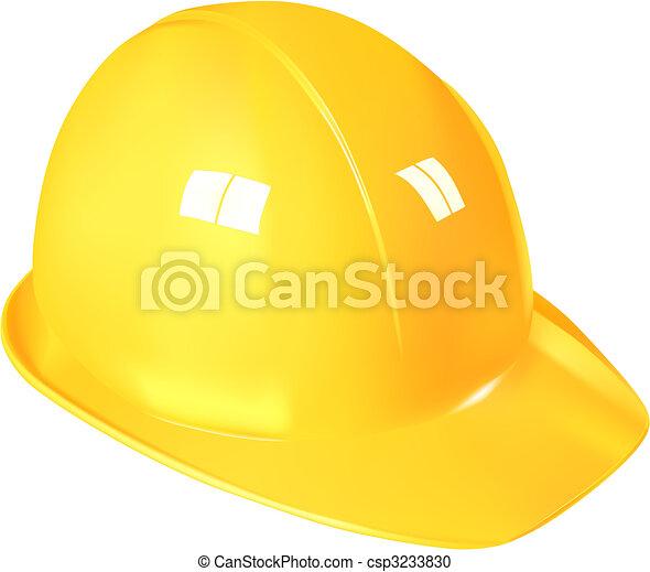 仕事, 帽子 - csp3233830