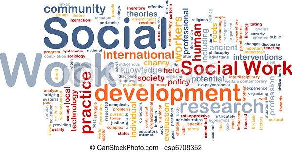 仕事, 概念, 背景, 社会 - csp6708352