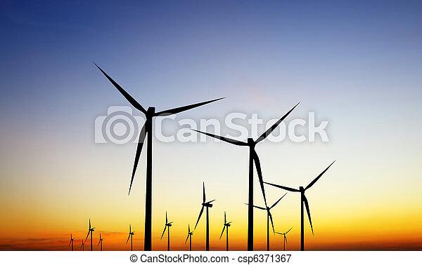 代替エネルギー - csp6371367