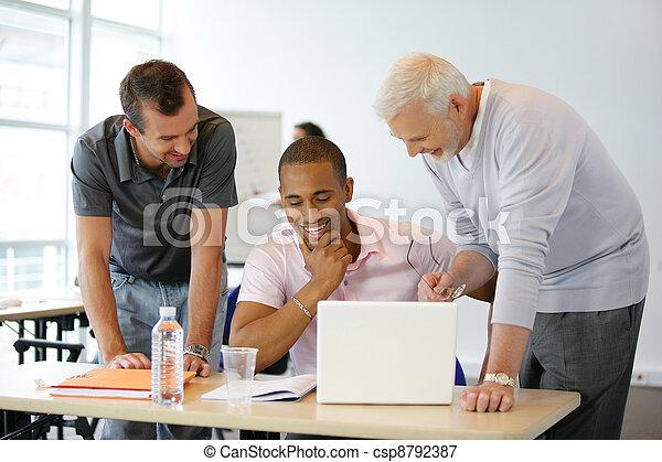 企業家, グループ - csp8792387