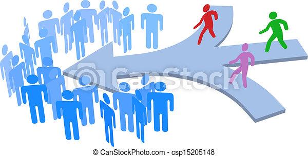 会社, 社会, 参加しなさい, 人々, チーム - csp15205148