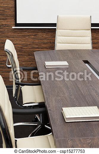 会議テーブル - csp15277753