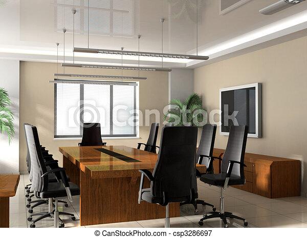 会議室, オフィス - csp3286697