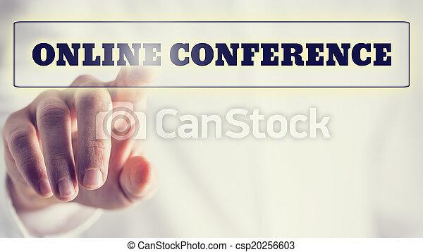 会議, オンラインで - csp20256603