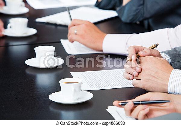 会議 - csp4886030