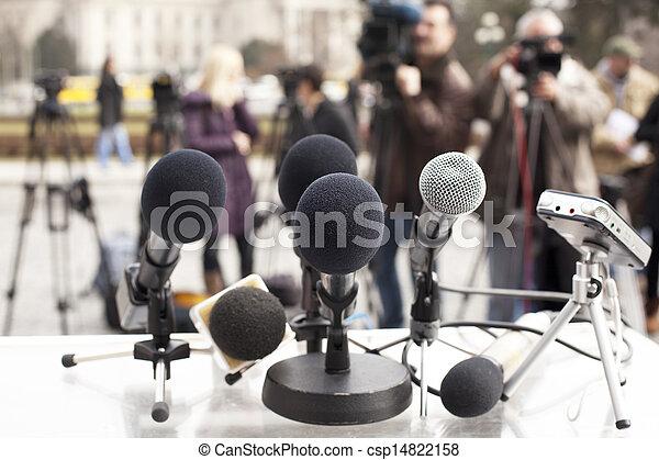 会議, ニュース - csp14822158