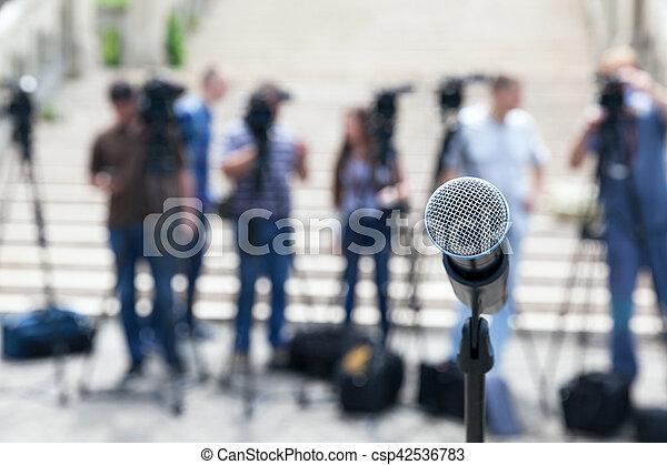 会議, ニュース - csp42536783