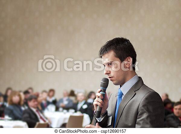 会議, ビジネス - csp12690157