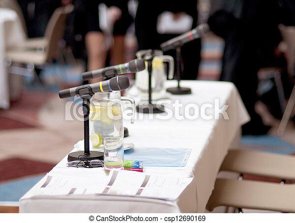 会議, ビジネス - csp12690169