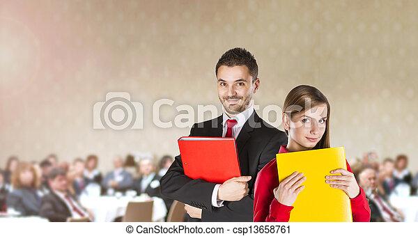 会議, ビジネス - csp13658761