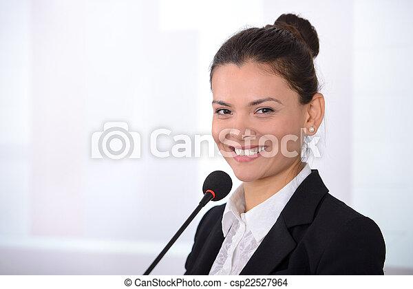 会議, ビジネス - csp22527964