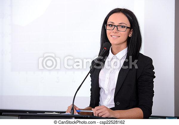 会議, ビジネス - csp22528162