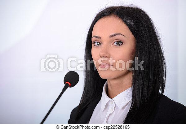 会議, ビジネス - csp22528165