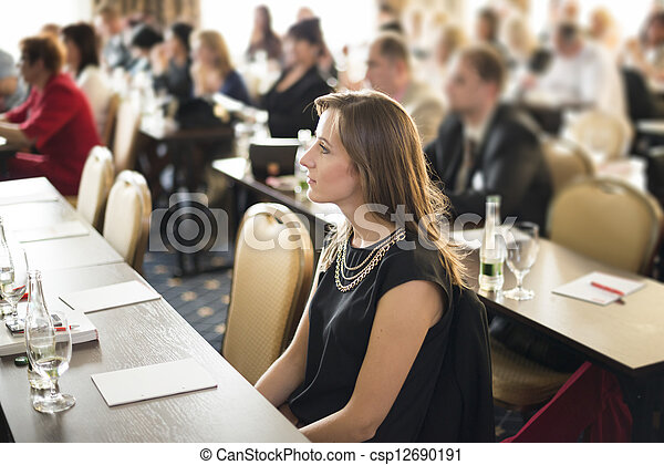 会議, ビジネス - csp12690191