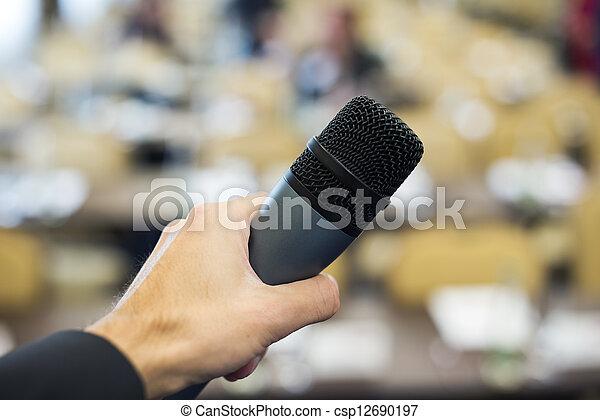 会議, ビジネス - csp12690197
