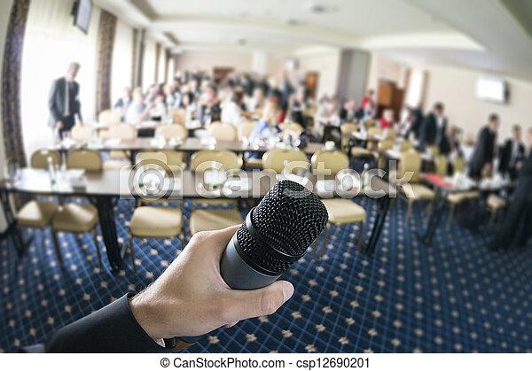 会議, ビジネス - csp12690201