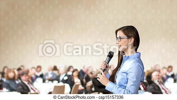 会議, ビジネス - csp15157336