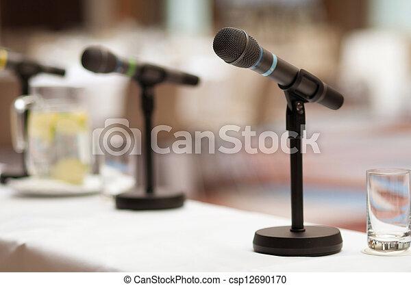 会議, ビジネス - csp12690170