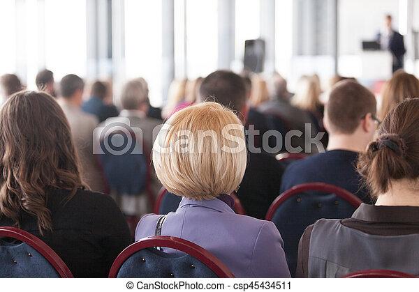 会議, ビジネス - csp45434511