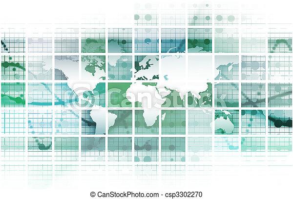 会議, 世界的である - csp3302270